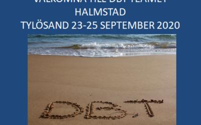 DBT-dagarna 2020 i Halmstad